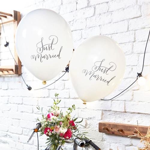 Ballonger Just Married
