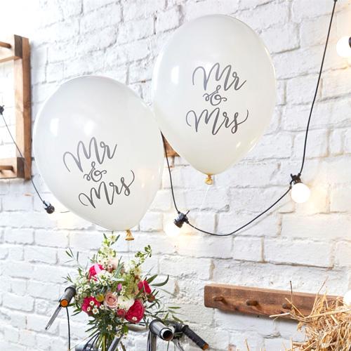 Ballonger Mr & Mrs