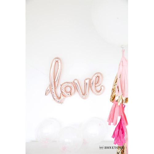 Honeyoak_LOVE ballonger