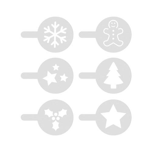 Stensiler Med Julemotiv