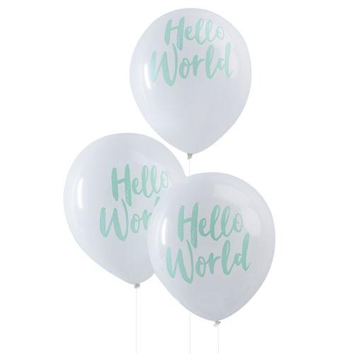 Hello World Ballonger