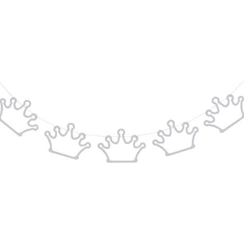 Prinsesse vimpelrekke Sølv