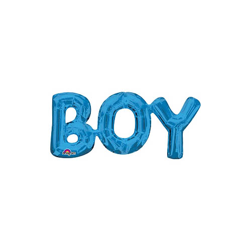 Folieballong Boy