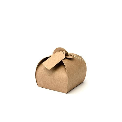 Craft box med tag