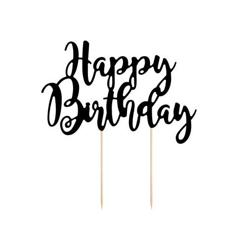 Kaketopp Happy Birthday