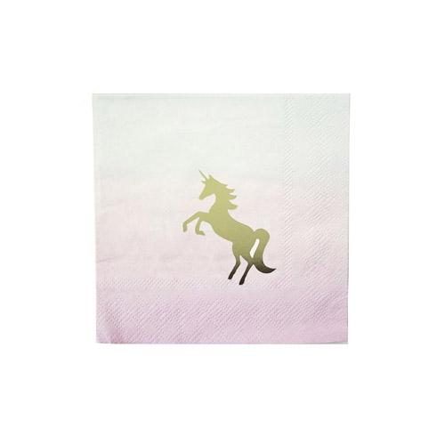 Unicorn servietter