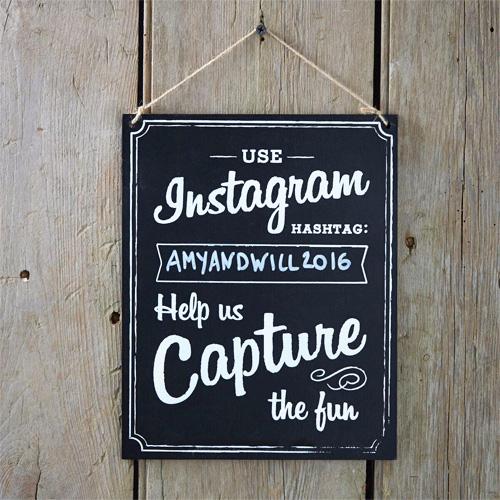 Instagram Skilt