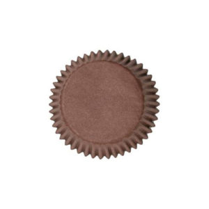 Brune Cupcakeformer