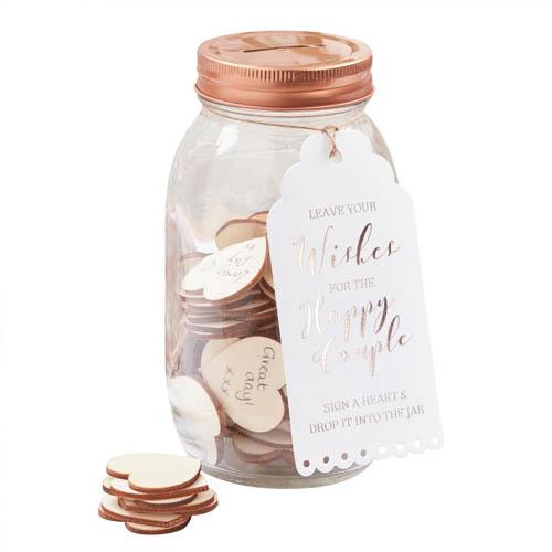 Gjestebok - Wishing Jar