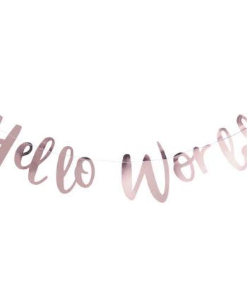Hello World Vimpelrekke