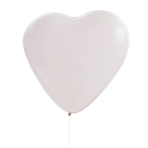 Store Hjerteballonger