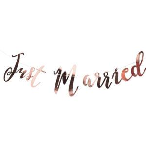 Just Married Vimpelrekke