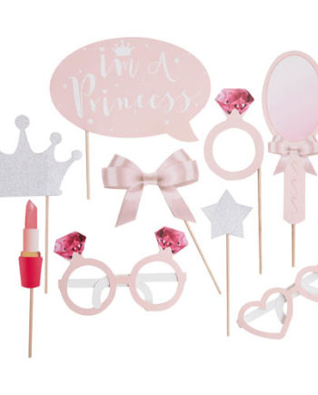Prinsesse Photo Booth