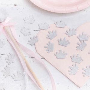 Prinsesse Tiara Confetti