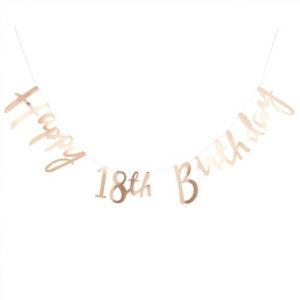 Happy 18th Birthday Vimpelrekke
