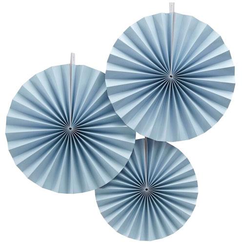 Papirvifter Blå