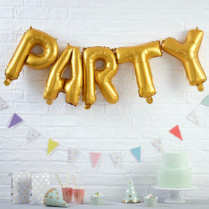 Party Ballong Gull