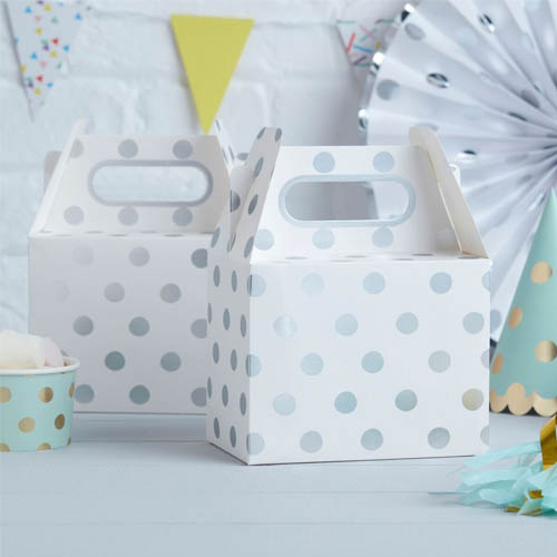 Party Bokser Med Polka Dots