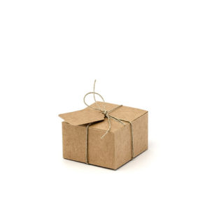 Craft box med tag