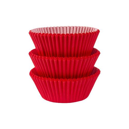 Røde Cupcakeformer