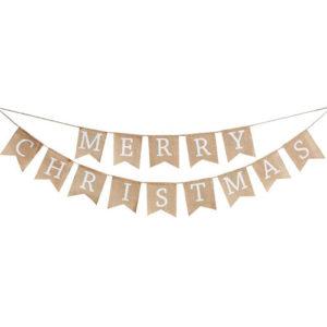 Vimpelrekke Merry Christmas