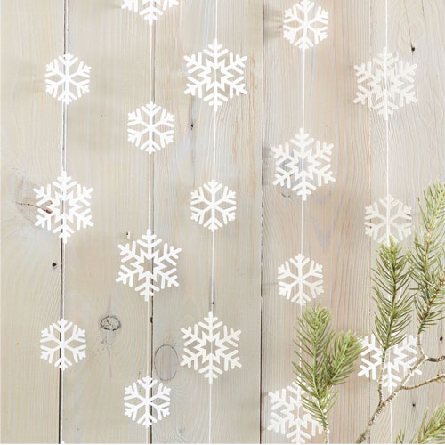 RC Snowflake garland 1 Honeyoak