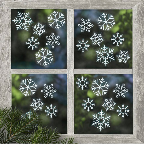 RC snowflake window 1 Honeyoak