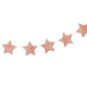 Stjernevimpelrekke i tre