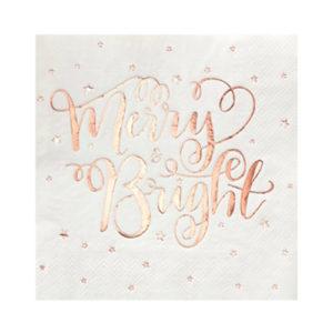Merry and Bright Servietter