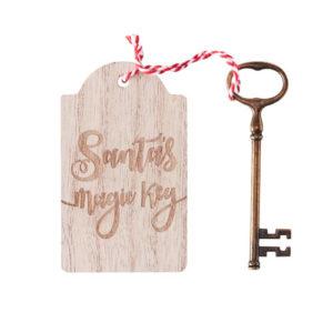 Nissens hemmelige nøkkel
