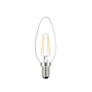 Lyspære E14 2,4W LED