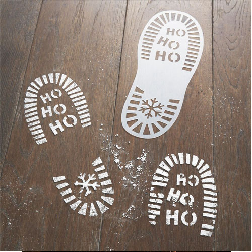 Footprints Honeyoak