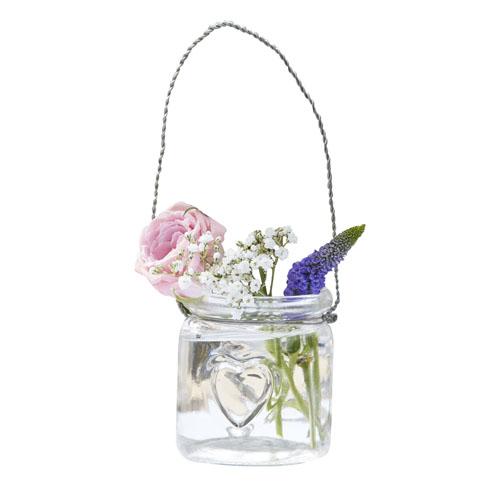 Mini Telys Vaser med Henger