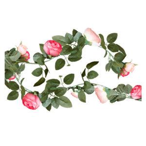 Kunstig Rosegirlander
