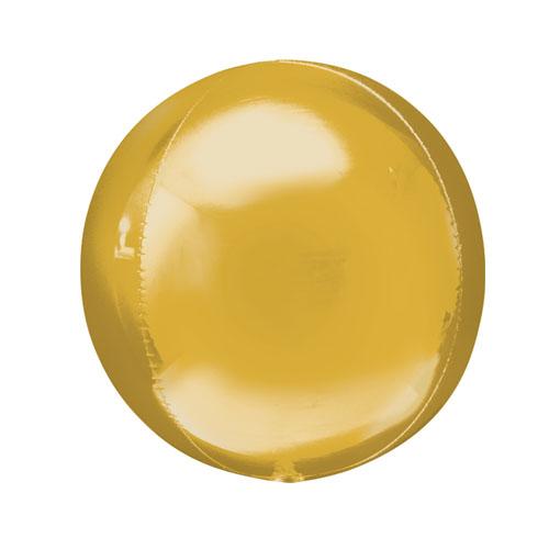 Gullkule ballong