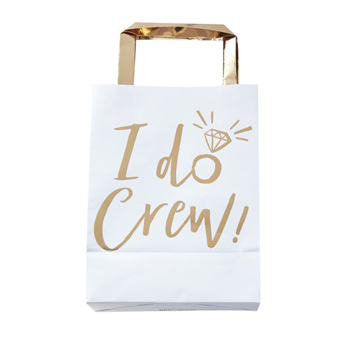 I Do Crew Party bag