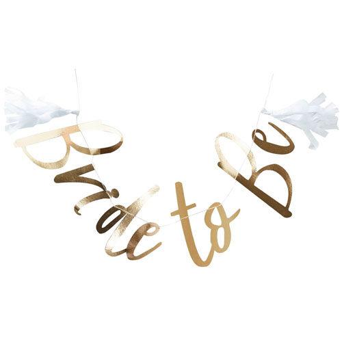 Bride To Be vimpelrekke