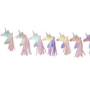 Vimpelrekke Unicorn