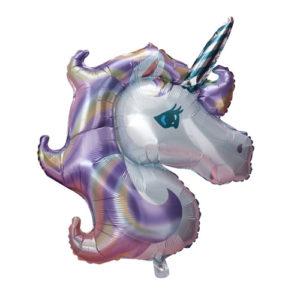Unicorn Folieballong