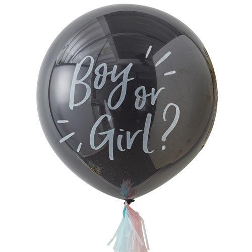 Gender Reveal Ballong Kit