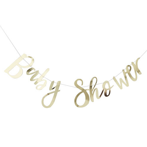 Baby Shower Vimpelrekke
