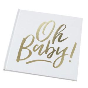 Oh Baby Gjestebok