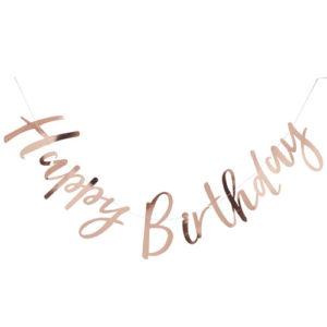 Happy Birthday Vimpelrekke