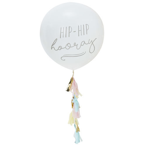 Hip Hip Hooray Ballong kit