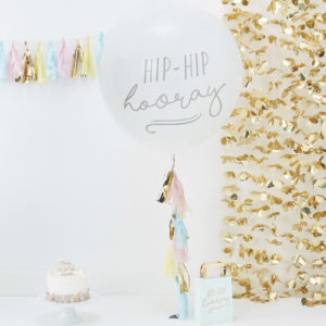 Hip Hip Hooray Ballong kit