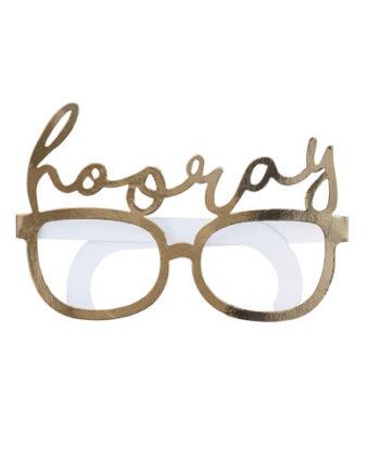 Festbriller Hooray