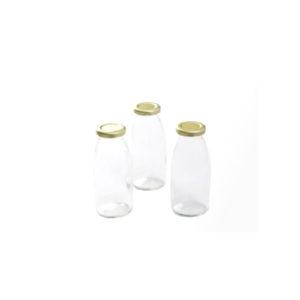 Retro Melkeflaske med lokk