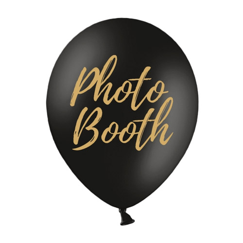 Ballonger Photo Booth Sort