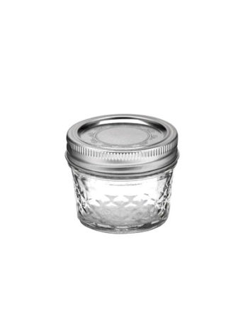 Ball Mason Crystal Jelly Regular Mouth 4oz
