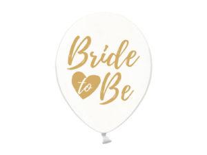 Gjennomsiktig Ballong Bride to Be